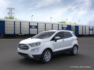 New 2020 Ford EcoSport SE SUV for sale in Metter, GA