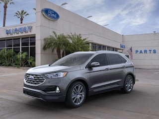 New 2019 Ford Edge Titanium SUV 2FMPK3K95KBC10595 For sale near Fontana, CA