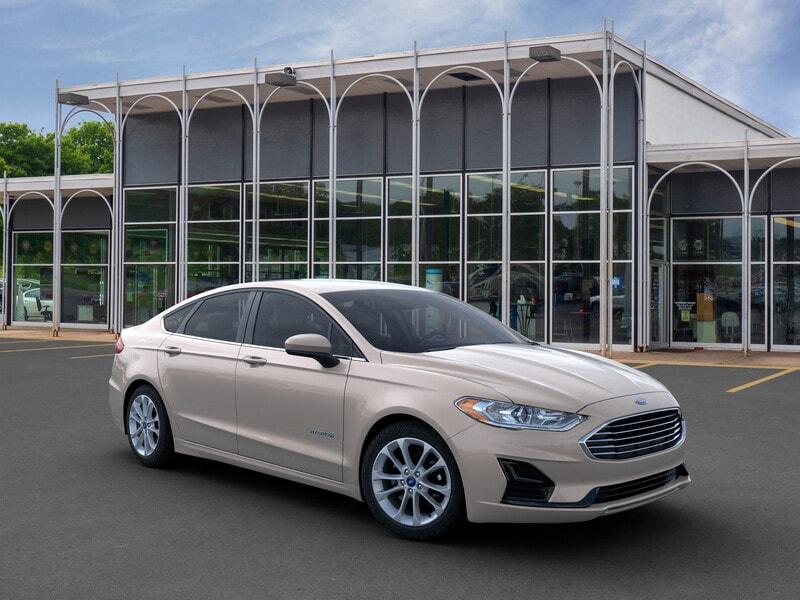 New 2019 Ford Fusion Hybrid SE Sedan for sale in Altoona, PA