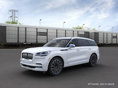 2021 Lincoln Aviator Black Label SUV