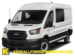 2020 Ford Transit-350 Crew XL Van Medium Roof Van