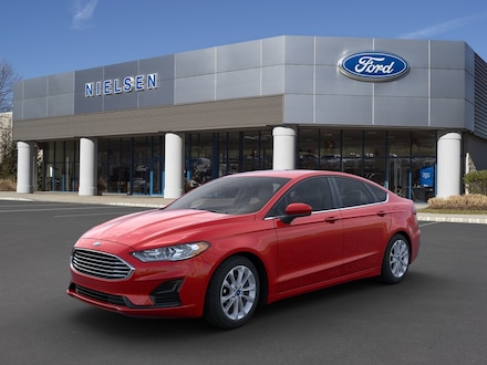 2020 Ford Fusion Hybrid SE Sedan Sussex, NJ