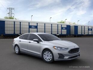 2020 Ford Fusion S Sedan Front-Wheel Drive (F