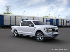 New 2021 Ford F-150 Lariat Truck 1FTFW1E85MKD07381 in Rochester, New York, at West Herr Ford of Rochester