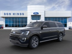 New 2020 Ford Expedition Max King Ranch King Ranch 4x4 in Fishers, IN
