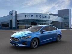 New 2020 Ford Fusion SEL Sedan