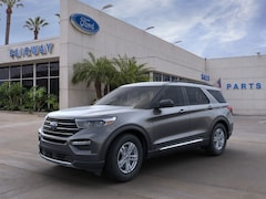 New 2020 Ford Explorer XLT SUV for sale in Orange County, CA