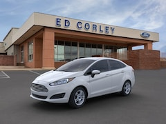 New 2019 Ford Fiesta SE Sedan 3FADP4BJ0KM142526 Gallup, NM