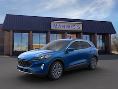 New 2020 Ford Escape Titanium SUV in Great Bend near Russell