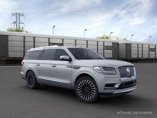New 2021 Lincoln Navigator L Black Label SUV Norwood
