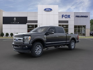 2019 Ford F-250SD F-250 Limited Truck