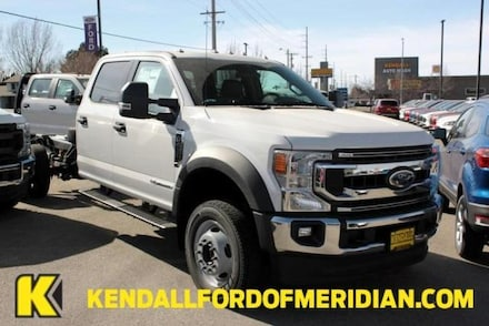 2020 Ford F-450 Chassis XLT Truck Crew Cab