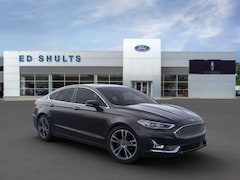 New 2020 Ford Fusion Titanium Sedan in Jamestown, NY