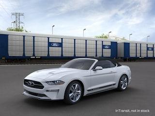 New 2020 Ford Mustang Ecoboost Premium Convertible in Danbury, CT