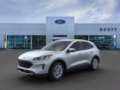 New 2020 Ford Escape SE SUV 1FMCU9G63LUA85926 in Holly, MI