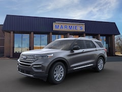 New 2020 Ford Explorer Limited SUV in Great Bend near Russell