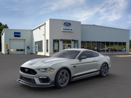 2021 Ford Mustang Mach I COUPE
