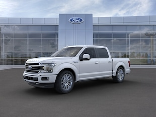 2019 Ford F-150 Limited Truck Crew Cab