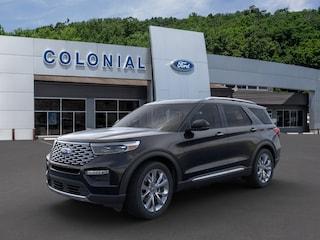 2021 Ford Explorer Platinum SUV in Danbury, CT