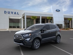 2019 Ford EcoSport Titanium SUV for sale in Jacksonville at Duval Ford