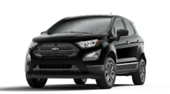 New 2021 Ford EcoSport S Crossover MAJ6S3FL8MC410076 in Rochester, New York, at West Herr Ford of Rochester