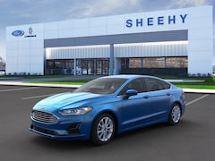 New 2020 Ford Fusion Hybrid SE Sedan Marlow Heights MD