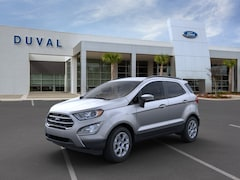 2020 Ford EcoSport SE SUV for sale in Jacksonville at Duval Ford