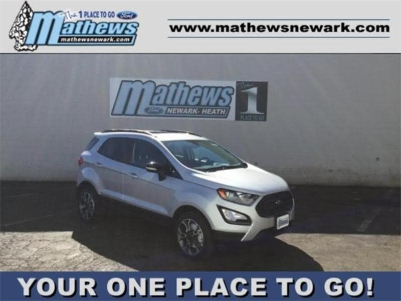 2019 Ford EcoSport SES SUV MAJ6S3JL1KC263250