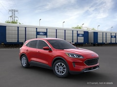 New 2020 Ford Escape SE SUV 1FMCU0G6XLUC65383 in Rochester, New York, at West Herr Ford of Rochester