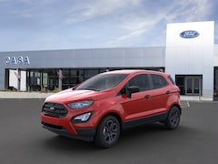 New 2020 Ford EcoSport S Crossover 200135 in El Paso, TX