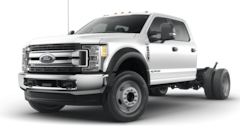 2019 Ford F-450 Chassis F-450 XLT Crew Cab Chassis-Cab