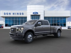 New 2020 Ford F-450 Truck Crew Cab in Fishers, IN