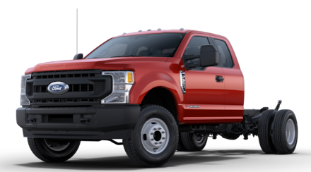 2022 Ford F-350 Chassis F-350 XL Truck Super Cab