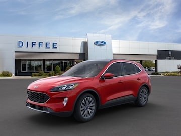 2020 Ford Escape SUV
