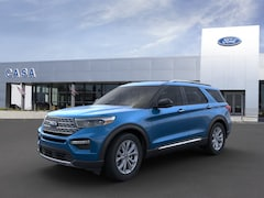 New 2021 Ford Explorer Limited SUV 210011 in El Paso, TX