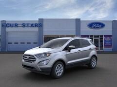 New 2020 Ford EcoSport SE SUV For Sale in Jacksboro, TX
