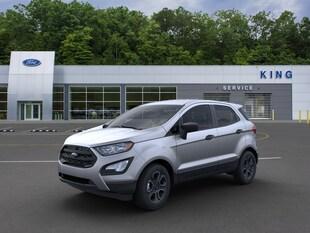 2020 Ford EcoSport S Crossover MAJ6S3FL5LC360414