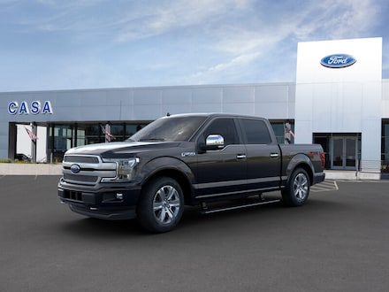 Featured New 2019 Ford F-150 Platinum Truck for Sale in El Paso, TX