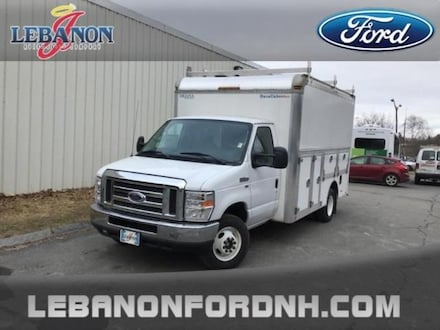 2019 Ford E-350SD Base Cutaway Cab/Chassis