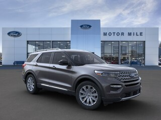 New 2020 Ford Explorer Limited SUV in Christiansburg, VA