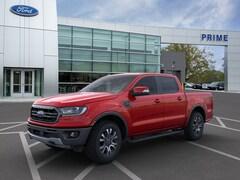 New 2020 Ford Ranger Lariat Truck in Auburn, MA
