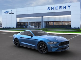 New 2021 Ford Mustang Ecoboost Coupe in Warrenton, VA
