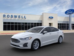 New 2020 Ford Fusion SE Sedan For Sale in Roswell, NM