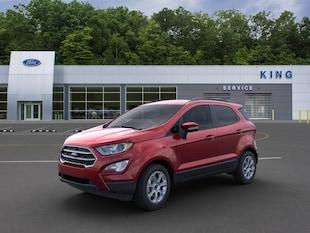 2020 Ford EcoSport SE Crossover MAJ3S2GE8LC312368