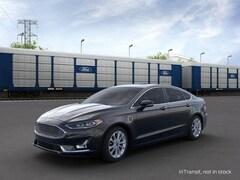 2020 Ford Fusion Energi Titanium Sedan near Boston