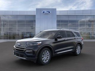 2020 Ford Explorer Limited 4WD AWD Limited  SUV