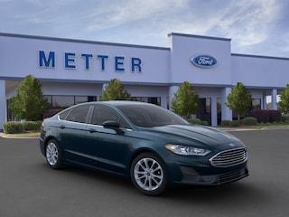 New 2020 Ford Fusion SE Sedan for sale in Metter, GA