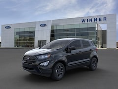New 2020 Ford EcoSport S SUV for sale in Dover, DE