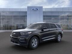 New 2020 Ford Explorer XLT SUV 1FMSK8DHXLGC27205 for sale in Imlay City