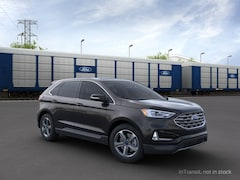 New 2020 Ford Edge SEL Crossover 2FMPK4J98LBA94351 in Rochester, New York, at West Herr Ford of Rochester